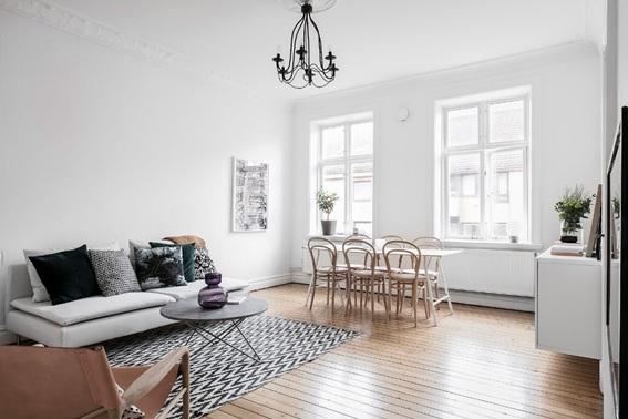 El minimalismo en casa